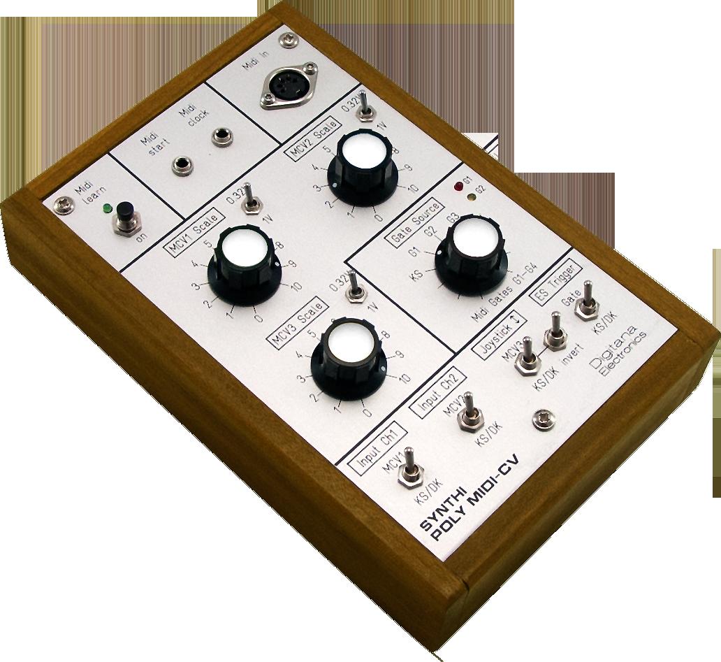 VCS3 Poly MIDI-CV (Mk1)